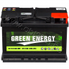 GREEN ENERGY 72Ah, 12V Black
